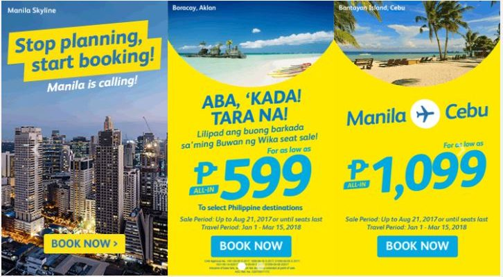 how to find promo code in cebu pacific