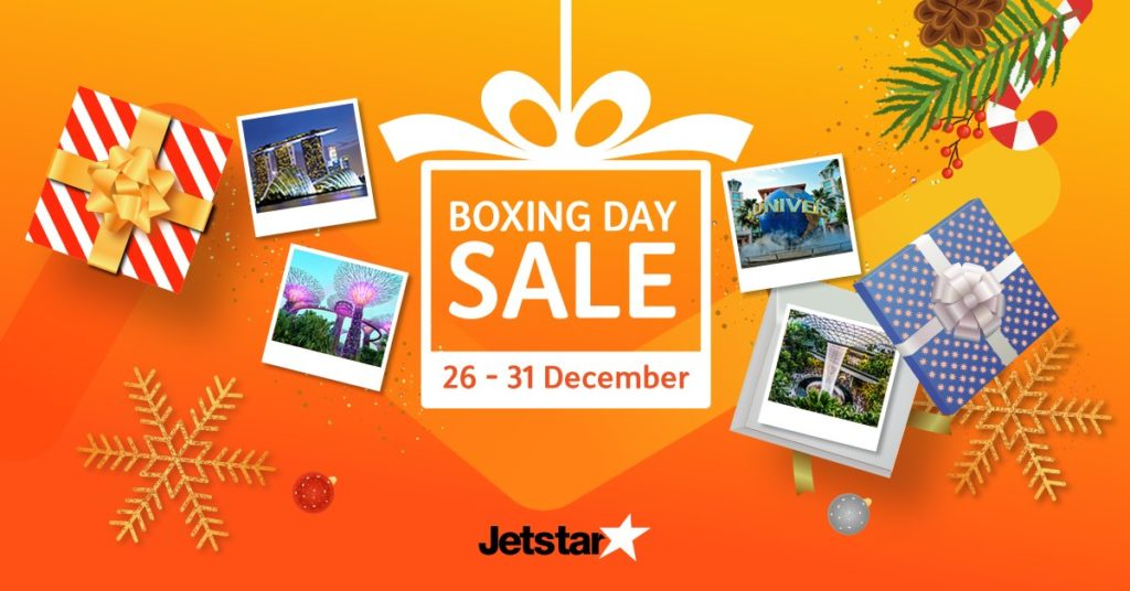 Jetstar Seat Sale