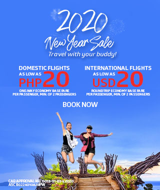 Philippine Airlines New Year Sale